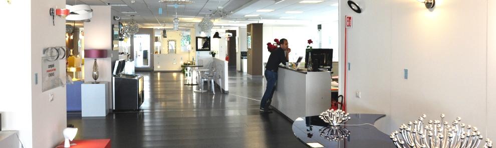 Centroluce show room